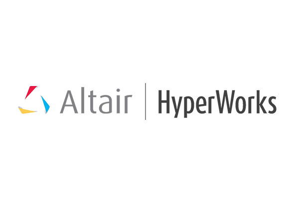 Logotyp Altair Hyperworks