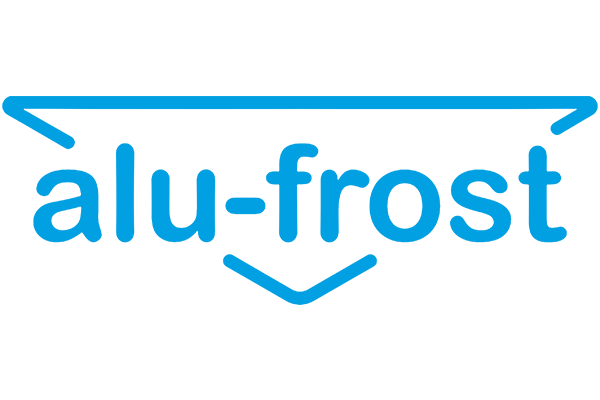 Logotyp Alu frost