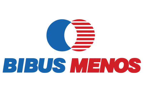 Logotyp BIBUS MENOS