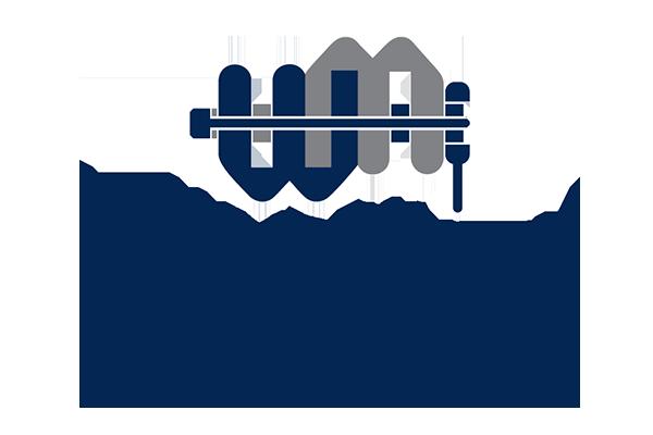 Logotyp Wydziału Mechanicznego Politechniki Białostockiej
