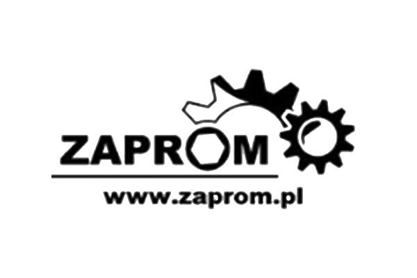 Logotyp Zaprom