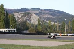 Bolid CMS-07 na Formula SAE Italy