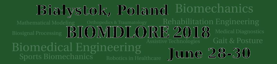 Konferencja Biomdlore baner