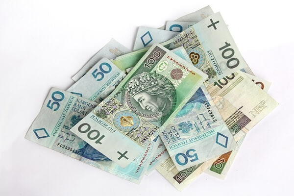 banknoty su- i pięćdziesięcio złotowe