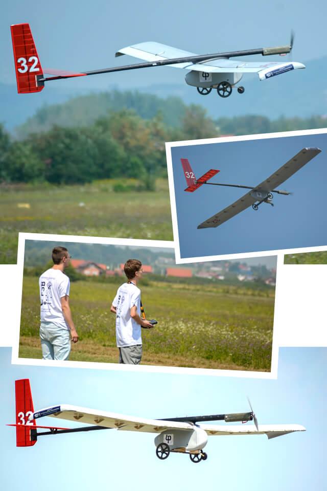 samolot udźwigowy WM PB