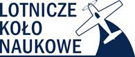 Logotyp Lotnicze Koło Naukowe