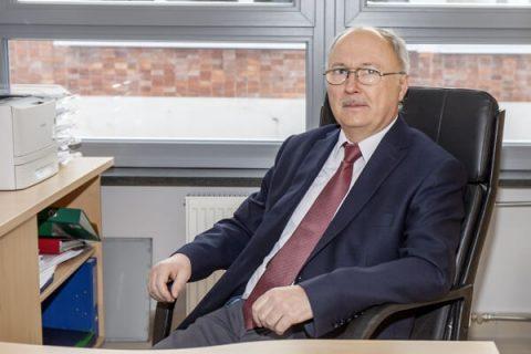 prof dr hab. inż. Romuald Mosdorf