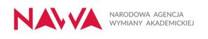 Logo Narodowej Agencji Wymiany Akademickiej NAWA