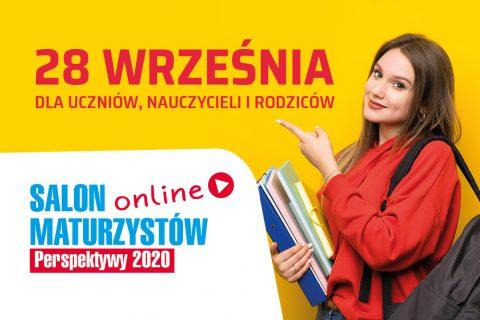 Salony maturzystów online z udziałem Politechniki Białostockiej