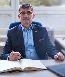 dr hab. inż. Szczepan Piszczatowski, prof. PB