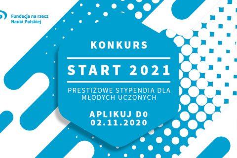 Konkurs Start 2021