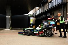Bolid na Formula Student Austria